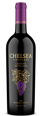 purchase chelsea vineyards wine - cab sauv 2012