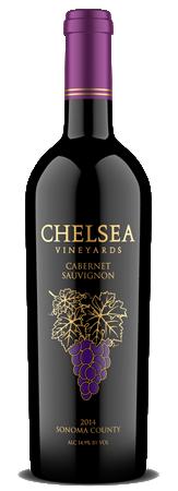 purchase chelsea vineyards wine - cab sauv 2014